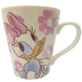 DN-5518845DA/ティーズファクトリー/[Disney]ディズニーファジー柄マグカップ(デイジー)/食器/キッチン/台所/キャラクター/ギフト/プレゼント