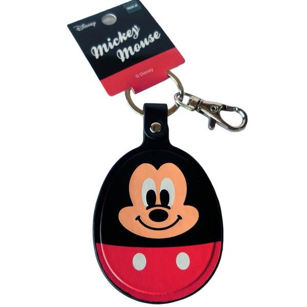 マラソンSALE☆DN-5521001MK/ティーズファクトリー/[Disney]ディズニーダイカットキーリング(ミッキー)/カギ/鍵/マスコット/アクセサリー/キャラクター/ギフト/プレゼント