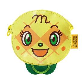 【あす楽対応】011735/ANV-700 アンパンマンコインパース「メロンパンナ」/キッズ/キャラクター/雑貨