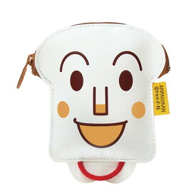 【あす楽対応】011742/ANV-700 アンパンマンコインパース「食パンマン」/キッズ/キャラクター/雑貨