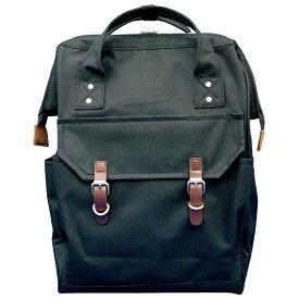 【取り寄せ】99281/ジップコーポレーション/[SQUARE RUCK SACK]フラップポケットスクエアリュックサック(ブラック)/BAG/Dパック/外出/お出かけ/ファッション/おしゃれ/服飾/ギフト/プレゼント
