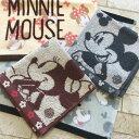 ミッキーとミニーのビンテージ風デザインタオル<バスタオル>/バスタオル/日用品雑貨/タオル ノアン インテリア ベル…