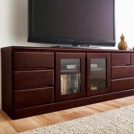 天然木ワイドリビングボード/インテリア・寝具・収納 収納家具 テレビ台・ローボードベルーナ ノアン インテリア