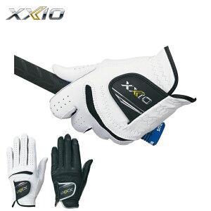 ゼクシオ XXIO ゴルフグローブ GGG-X014 高級天然皮革 エチオピアンシープ 羊革 左手用 ダンロップ 手袋 DUNLOP メーカー取り寄せ品