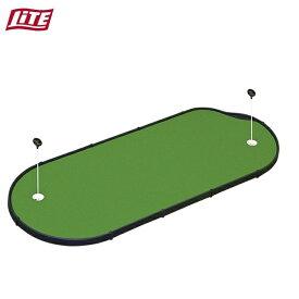 パター 練習 パターマット ツアーリンクスPG-10PM パッティンググリーン ゴルフ ライト LITE Z-127 室内練習 屋内 自宅
