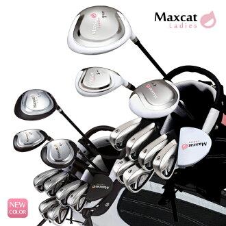 Golf set full set ladies clubs set women's MAX Cat MAXCAT lightweight golf bag