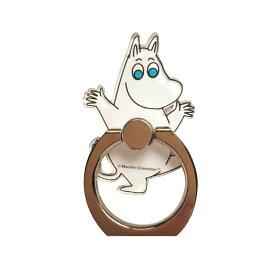 Moomin ムーミン スマートフォン用ホルダーリング ムーミン