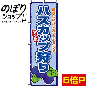 のぼり旗 ハスカップ狩り 0100243IN