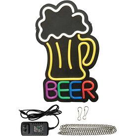 LEDライトサイン BEER No.29940