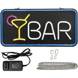 LEDライトサイン BAR No.29941