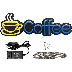LEDライトサイン COFFEE No.29942