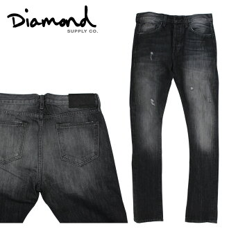 钻石供应钻石供应公司男式牛仔裤瘦 10 年水洗牛仔布瘦适合 [11 / 9 新股票]