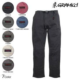 GRAMICCI グラミチ グラミチパンツ クライミングパンツ チノパン 7カラー TOKYO G PANTS メンズ