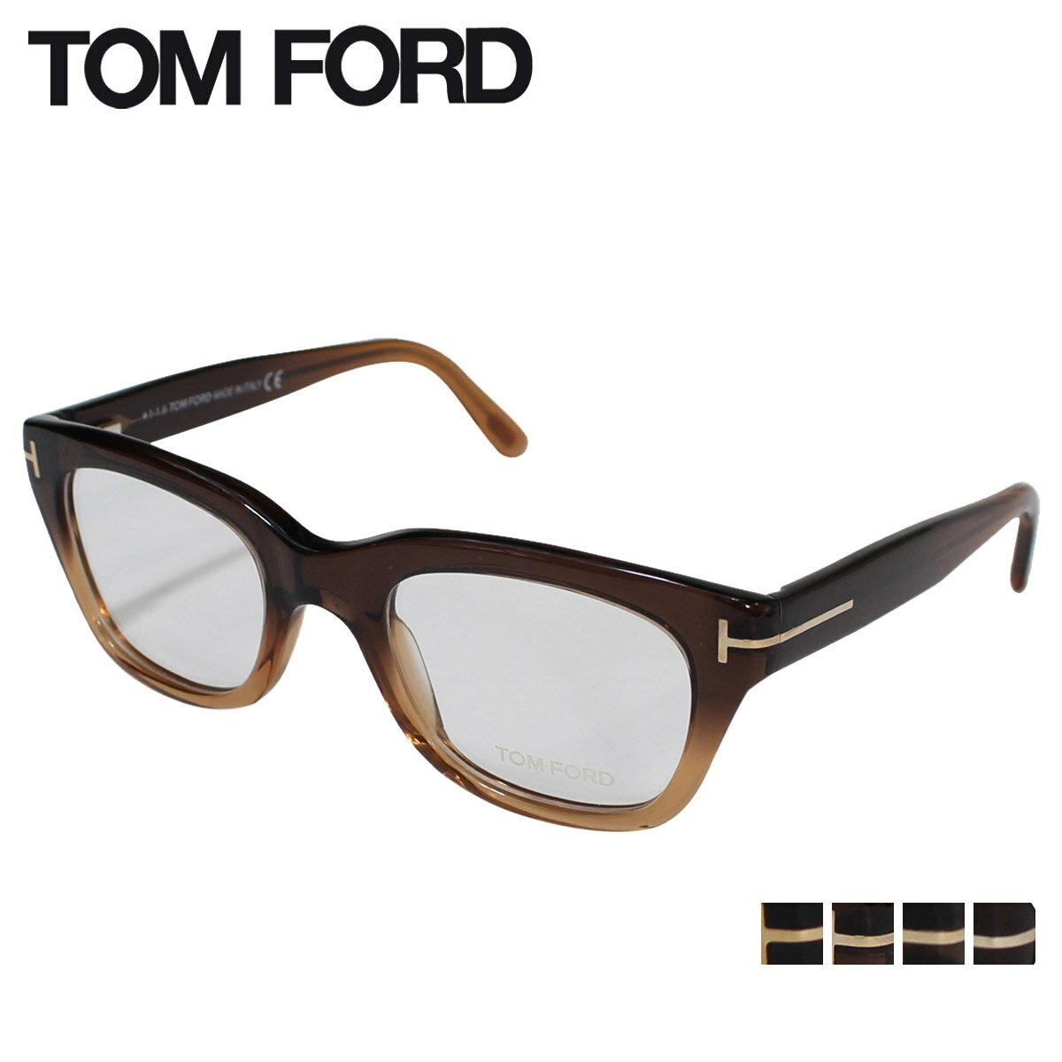TOM FORD ACETATE FRAMES サングラス メンズ レディース トムフォード アイウェア FT5178 イタリア製 [182] 【決算セール】