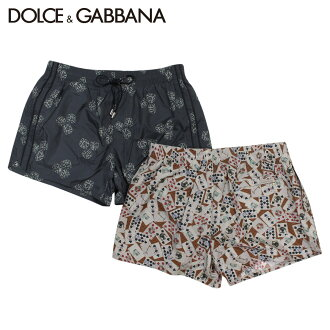 A product made in DOLCE & GABBANA Dolce & Gabbana D&G swimsuit men swimwear SWIM PANTS Italy [4/18 Shinnyu load] [174]