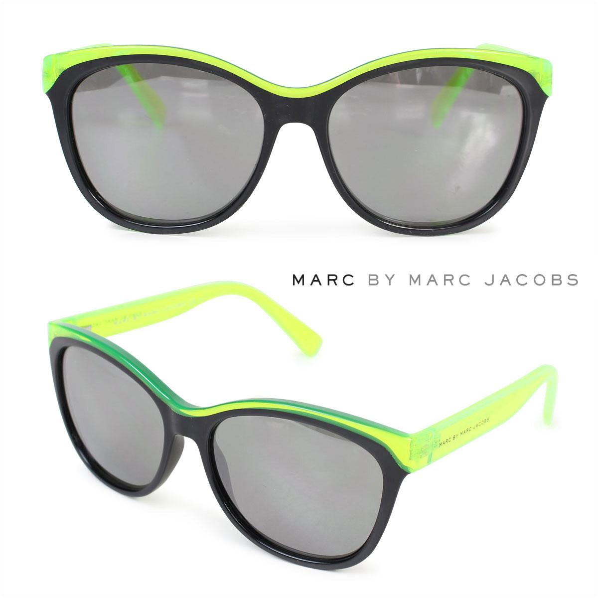 MARC BY MARC JACOBS マークバイマークジェイコブス サングラス レディース MMJ439/S ライムブラック