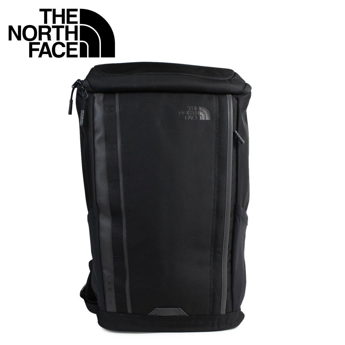 THE NORTH FACE KABAN リュック ノースフェイス メンズ レディース バックパック NF00C092 ブラック [1/16 追加入荷] [181]