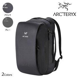 ARCTERYX BLADE 28 BACKPACK アークテリクス リュック バックパック ブレード28 28L メンズ ブラック グレー [10/31 追加入荷]