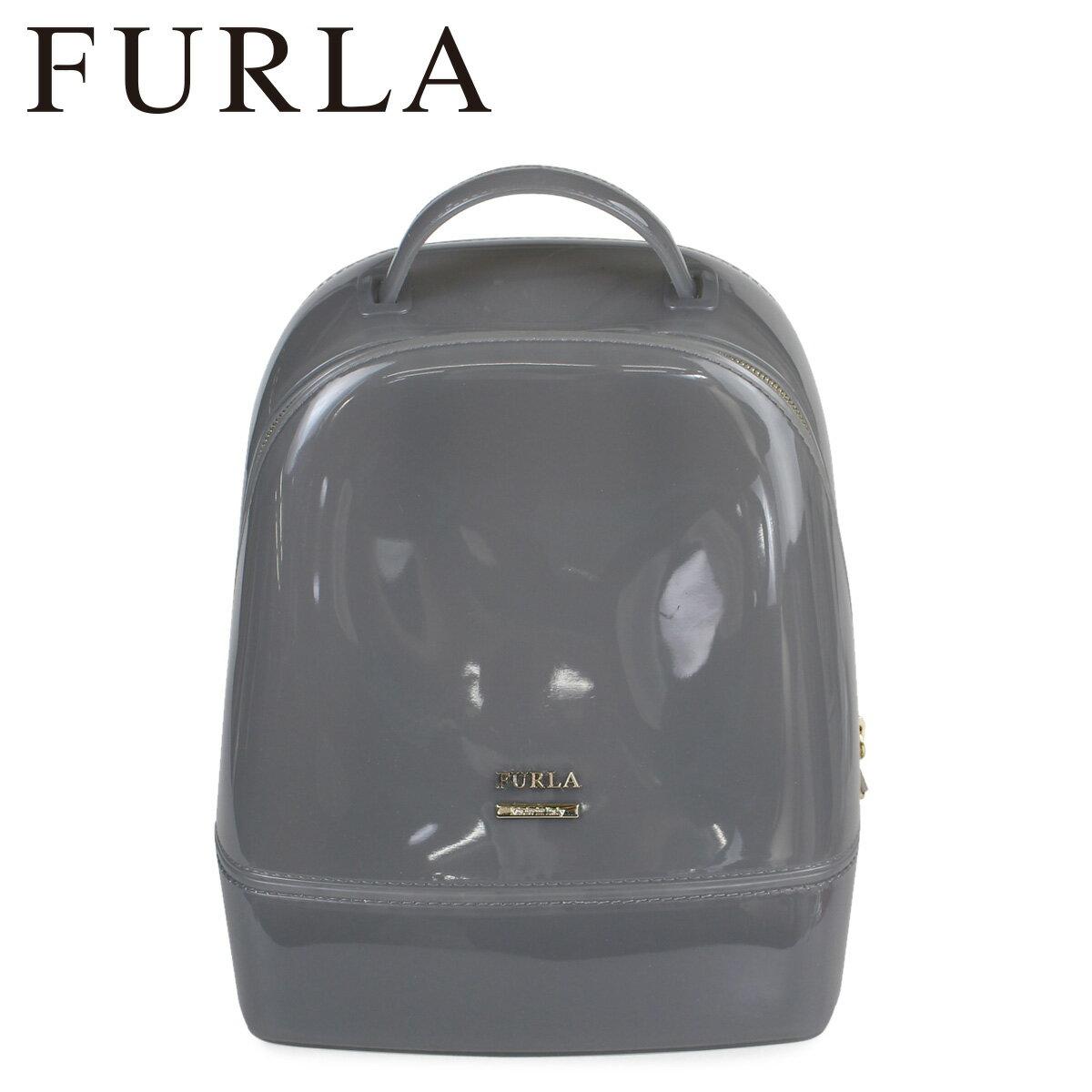 FURLA CANDY S BACK PACK RPSA フルラ バッグ リュック バックパック レディース グレー 885219 [12/26 新入荷] [1712]