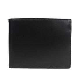ETTINGER BRIDLE BILLFOLD WITH 3 C/C & PURSE エッティンガー 財布 二つ折り メンズ ブラック ネイビー ブラウン グリーン 黒 BH141JR [198]