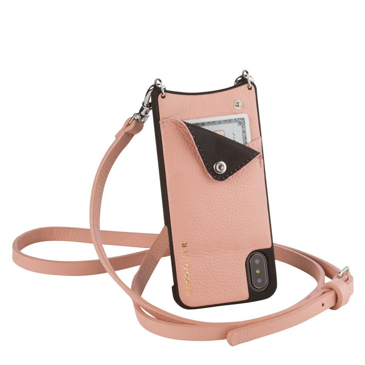 BANDOLIER iPhoneXS X EMMA BLUSH バンドリヤー ケース スマホ アイフォン メンズ レディース [191]