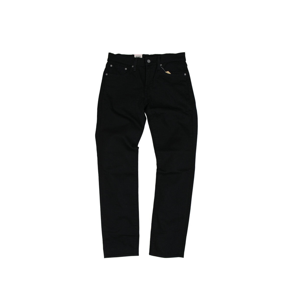 LEVI'S SLIM TAPERED FIT リーバイス 511 スリムフィット デニム パンツ メンズ ブラック 04511-1507 [1812]