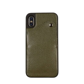BANDOLIER iPhone 8 7 6s 6 ALEX GREEN バンドリヤー ケース スマホ アイフォン レザー メンズ レディース グリーン [192]