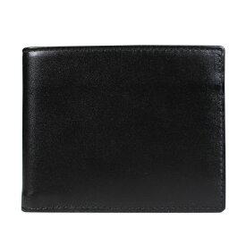 ETTINGER BILLFOLD WALLET WITH CARD CASE エッティンガー 財布 二つ折り メンズ レザー ブラック 黒 ST030CJR [193]