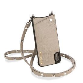 BANDOLIER iPhone8 iPhone7 7Plus 6s SARAH GREIGE バンドリヤー ケース スマホ アイフォン レザー メンズ レディース グレージュ 10SAR [195]