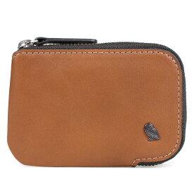 Bellroy CARD POCKET ベルロイ 財布 二つ折り メンズ レディース ラウンドファスナー ブラック ホワイト ブラウン 黒 WCPA [195]