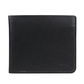 Bellroy THE SQUARE ベルロイ 財布 二つ折り メンズ レディース レザー ブラック ブラウン ネイビー 黒 WTSA [195]