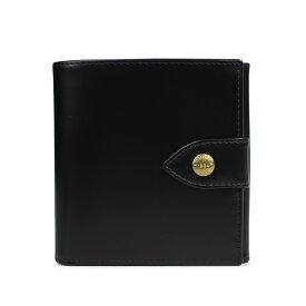 ETTINGER LARGE BILLFOLD PURSE エッティンガー 財布 二つ折り メンズ レザー ブラック ネイビー ブラウン 黒 BH178JR [6/5 新入荷] [196]