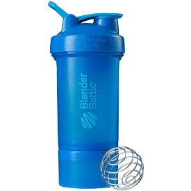 Blender Bottle PROSTAK ブレンダーボトル プロテイン シェイカー ボトル スポーツミキサー 650ml プロスタック ブルー BBPSE22