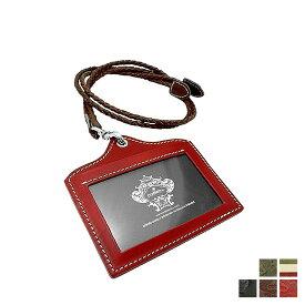 Orobianco CARD CASE オロビアンコ パスケース カードケース ID 定期入れ メンズ レディース レザー ブラック ブラウン レッド グリーン トリコロール 黒 ORID-001 [7/22 新入荷] [197]