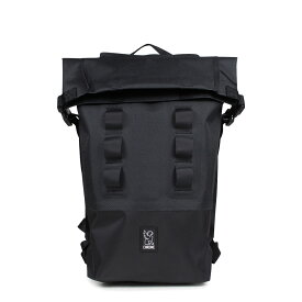 CHROME URBAN EX ROLLTOP 18 クローム リュック バッグ バックパック 18L メンズ レディース BG-217 ブラック レッド 黒