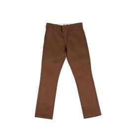 Dickies TC STRETCH NARROW PANTS ディッキーズ ワークパンツ パンツ チノパン メンズ ストレッチ ブラウン グリーン WD5882 DK006899