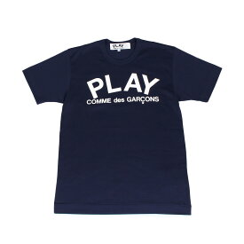 PLAY COMME des GARCONS PLAY プレイ コムデギャルソン Tシャツ 半袖 メンズ ネイビー T1760511
