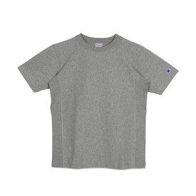 【最大600円OFFクーポン】 Champion REVERSE WEAVE T-SHIRT チャンピオン Tシャツ 半袖 リバースウィーブ メンズ ブラック ホワイト グレー ネイビー 黒 白 C3-X301