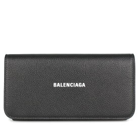 BALENCIAGA VILLE CONTINENTAL WALLET バレンシアガ 財布 長財布 メンズ レディース ブラック 黒 594289