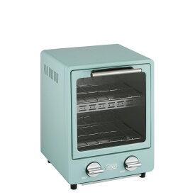 【最大600円OFFクーポン】 Toffy K-TS1 トフィー オーブントースター 縦型 2段 レトロ 調理家電 パン焼き器 パン焼き機 家電 キッチン ラドンナ LADONNA