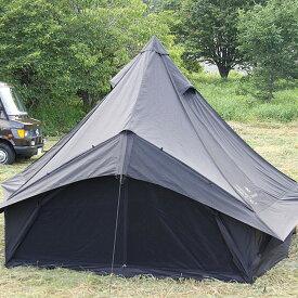 Canadian East CETO1004 カナディアンイースト 小川キャンパル グロッケ12 テント ベル型テント モノポール オガワ キャンパルジャパン 小川テント ファミリー 5人 6人用