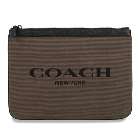 COACH 1312 コーチ PCケース PCバッグ パソコンケース メンズ ブラウン