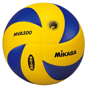 ミカサMIKASAボールバレーバレーボール検定球小学生バレーボール用4号MVA500