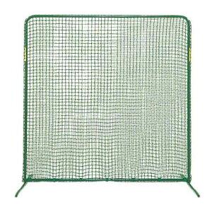 ZETTゼットネット野球&ソフト防球用ネット(脚部回転式)BM135