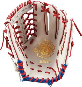 ZETT zett softball gloves all round realize [excluded]