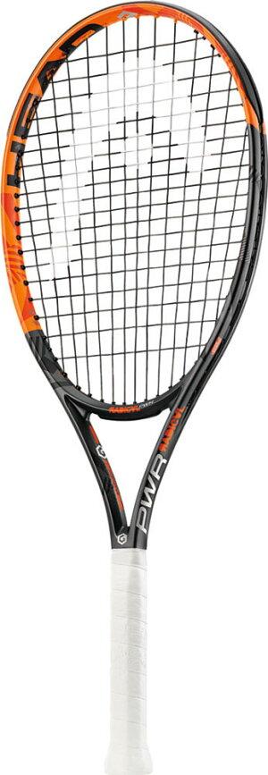 HEADヘッドラケットテニスラジカルパワー(フレームのみ)