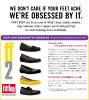 «一些前序專案» «周圍的 8 月,股票預期開始» 適合敗筆 FitFlop 婦女由於泵由於皮革鞋拖鞋 246 4 顏色 [8 / 開始的額外股票] [定期]