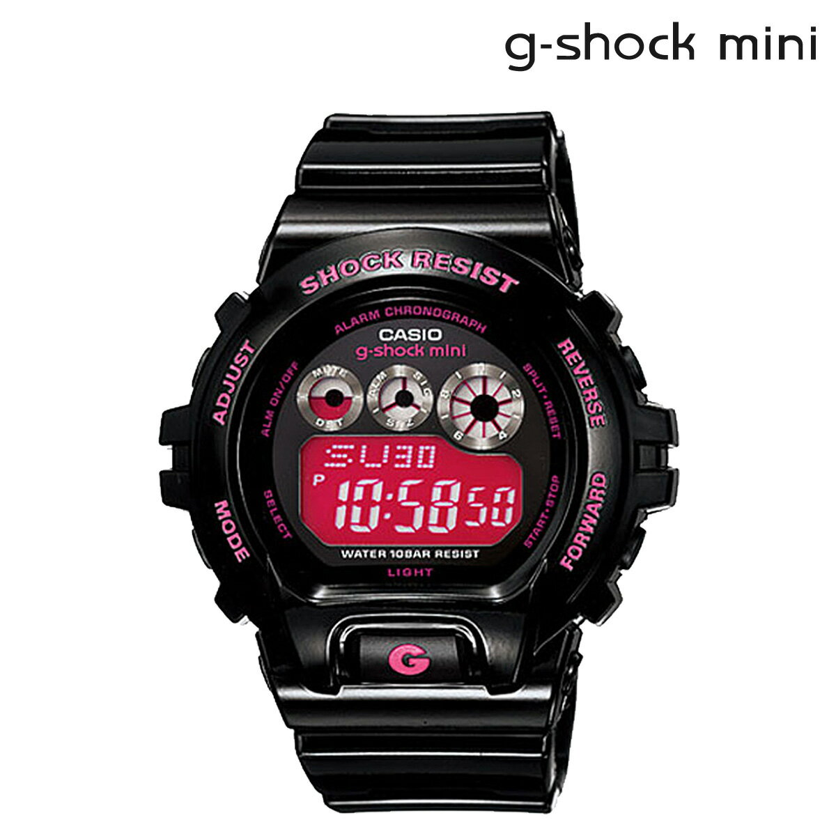 CASIO g-shock mini カシオ 腕時計 GMN-692-1JR ジーショック ミニ Gショック G-ショック レディース [4/19 再入荷] [184]