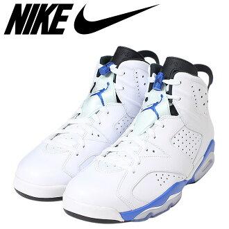 62d3e5ea71f31e ALLSPORTS   SOLD OUT NIKE Nike Air Jordan 6 nostalgic sneakers AIR JORDAN 6  RETRO SPORTS BLUE men 384