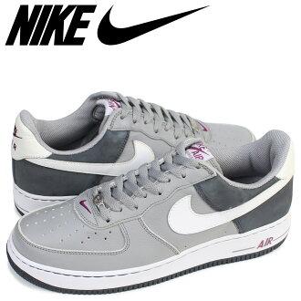 NIKE Nike air force 1 sneakers AIR FORCE 1 LOW JD 306,509-012 low men shoes gray